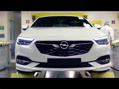 Opel Productions by Opel Insignia Production Doovi