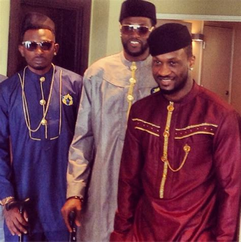 Wedding P by Photos From Okoye P Square Traditional Wedding