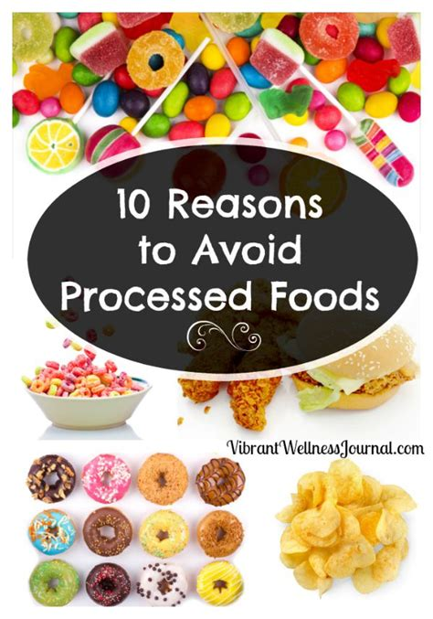 food brands to avoid reasons to avoid processed food