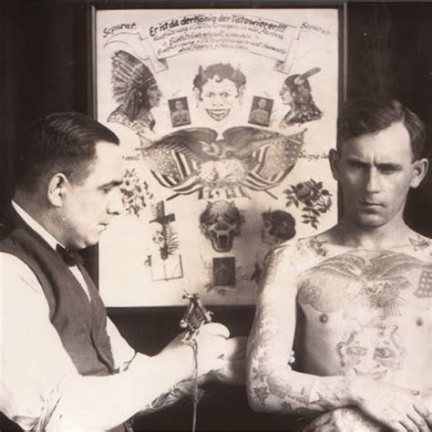 christian warlich tattoo book flash from the past the king of tattoos christian