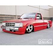 1993 Mazda B2200 Turbo  Custom Mini Truck Truckin