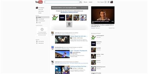new youtube layout firefox tutorial how to access the new youtube layout from any