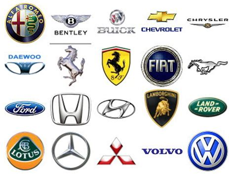 Marcas De Auto Logos by Autos Logos De Marcas De Automoviles