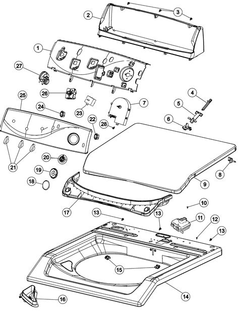maytag atlantis washer parts diagram 1988 honda shadow 600 wiring diagram 1988 get free image