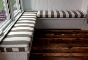 nook bench plans cushion