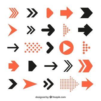 arrow vectors, photos and psd files   free download