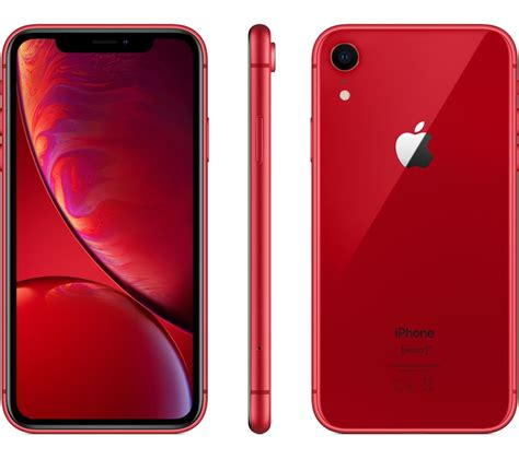 apple iphone xr  gb red fast delivery currysie