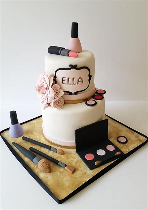 birthday themed makeup best 25 makeup birthday cakes ideas on pinterest mac