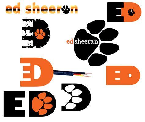 ed sheeran logo ed sheeran logos the art classroom