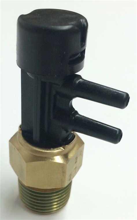 Vacuum Switch Valve egr bvsv bi metal vacuum switching valve 22re performance