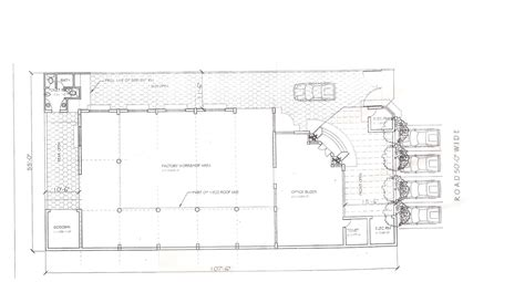 shed layout plans shed layout floor plan crown industrial township