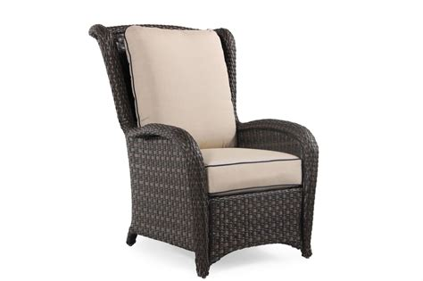 agio patio chairs agio jefferson wing back chair mathis brothers furniture