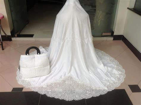 Mukena Sutera Bordir Dove 5 jual mukena dewasa semi putih senada model terbaru