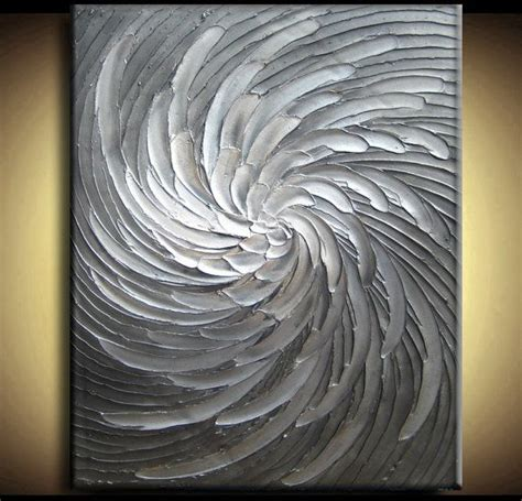 painting with texture on canvas abstract textured painting big custom original heavy