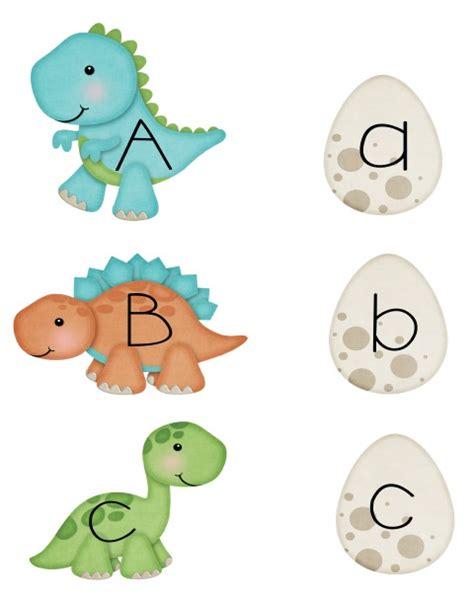 printable dinosaur alphabet creating teaching dinosaur roar