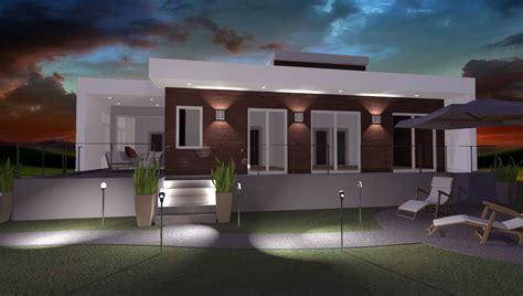 illuminazione casa moderna progetti 3d costruzione esempi di progetti di