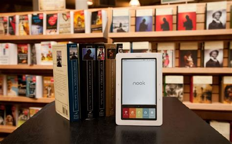 Barnes And Noble Products barnes noble nook sales struggle against kindle product reviews net