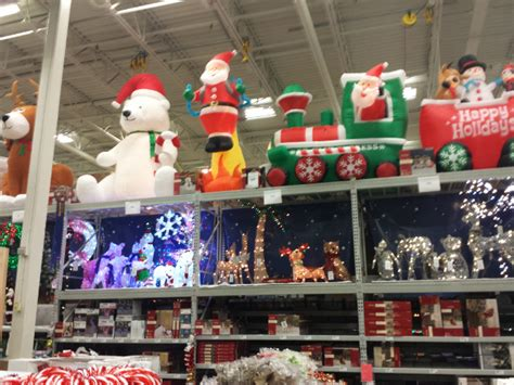 lowes home store christmas decorations going shopping sigh k 178 r
