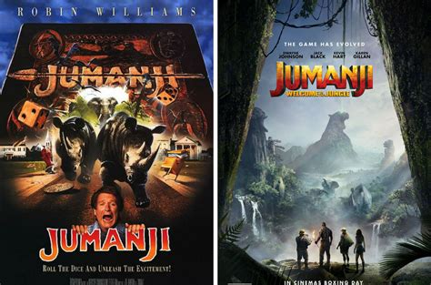 jumanji movie new jumanji 1995 vs 2017 who did it better skop rojak