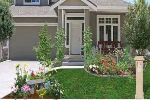 small front yard landscape design best ideas inspirations
