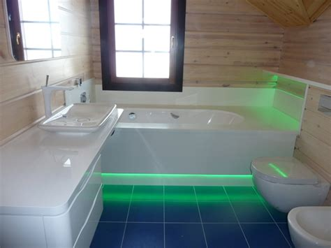 stunning led bathroom tile lights ideas
