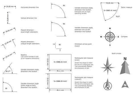 design element site plan professional building drawing landscape garden solution conceptdraw com