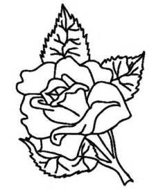rose outline clipartion com
