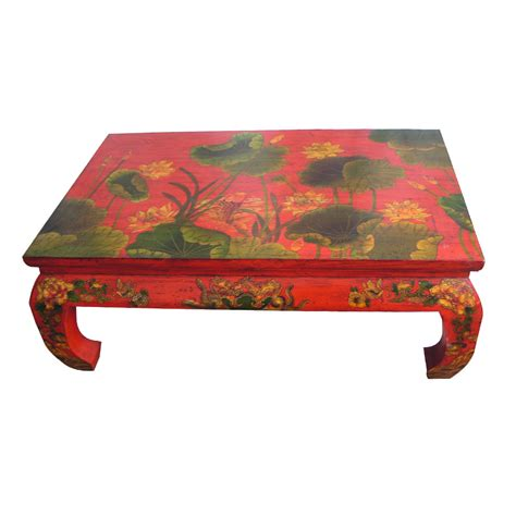 China Painting Coffee Table Bg 045 China Painting Painting A Coffee Table