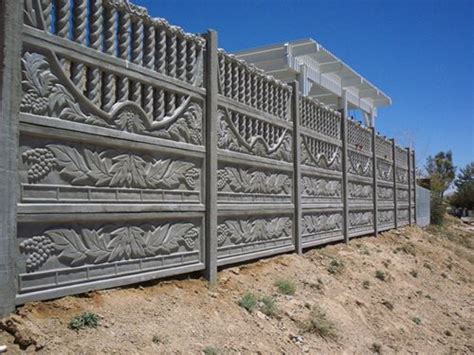 Torilla Curtain Precast Concrete Fencing Landscaping Network