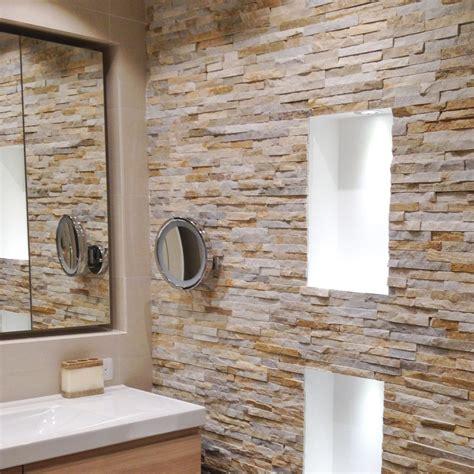 stone veneer bathroom bathroom designs with natural stone veneer stonetek