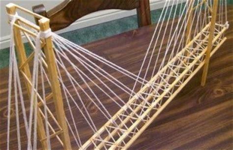 Diy Suspension Bridge 54 Span Diy Suspension Bridge Construction Useing Wood