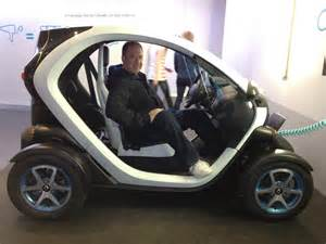 2 Seater Renault Renault Twizy Transforming Transportation Wss