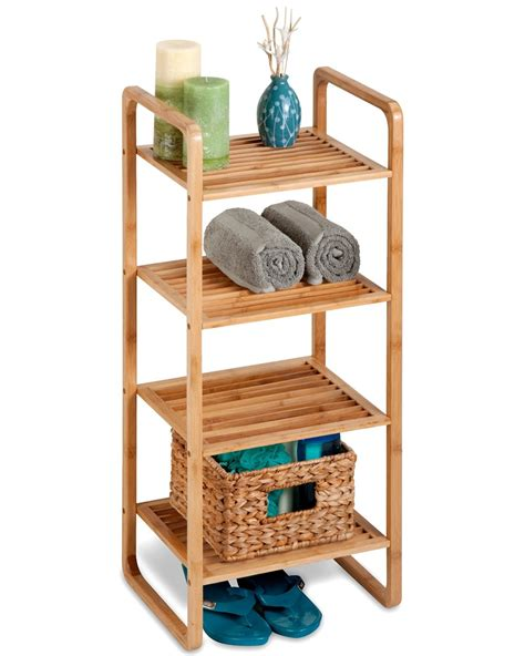 Bathroom Shelves Bamboo In Bathroom Shelves Bamboo Shelves Bathroom