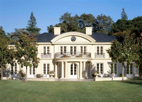 traditional french style home french architecture homes a french country house traditional exterior san