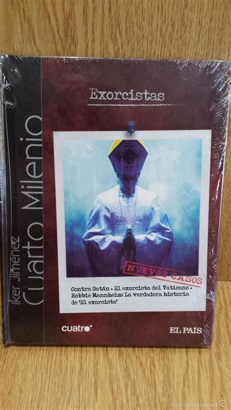 tienda cuarto milenio cuarto milenio n 186 4 exorcistas iker jim 233 nez comprar