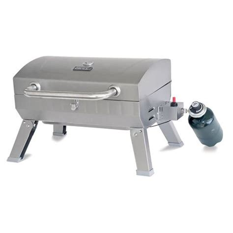 Backyard Grill Portable Gas Grill Backyard Grill Premium Stainless Steel Portable Gas Grill