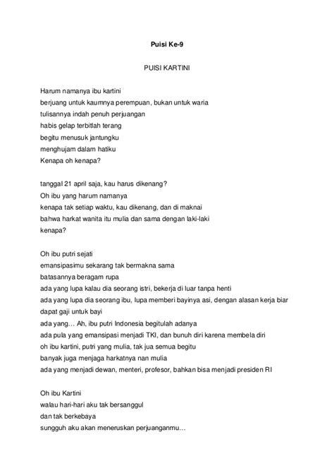 membuat puisi dengan tema pendidikan puisi untuk ibu kumpulan 30 puisi tentang wanita