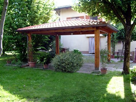 giardini con gazebo gazebo in legno foto 4 40 design mag