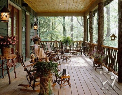country porches country look porch country living pinterest