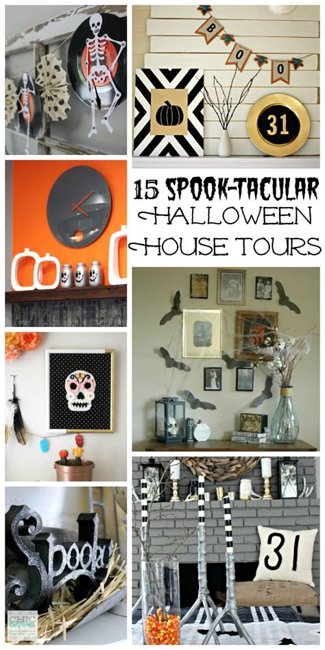 top 10 favorite blogger home tours halloween home tour blog hop view from the fridgeview