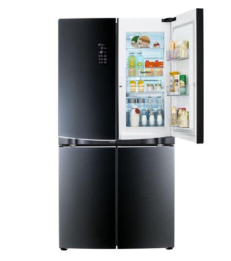 Lg Door In Door Fridge by Lg Showcases Award Winning Door In Door Refrigerator At