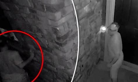peeping in bedroom peeping tom caught spying on teen through window in dark