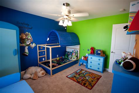 Room Story by Story Toddler Bedroom Boy S Bedroom Ideas Low Beds Toys And Green Wall Paints