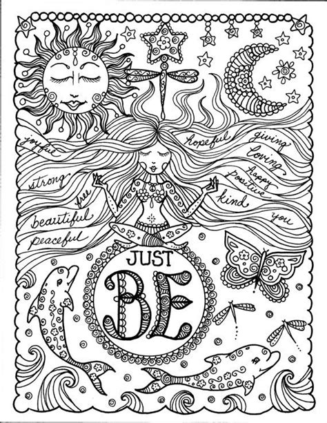Free Coloring Pages Of Inspirational Inspirational Coloring Pages For Adults