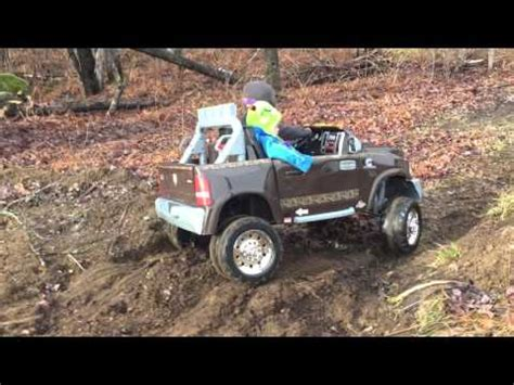 dodge 3500 power wheels power wheels dodge 3500 road test