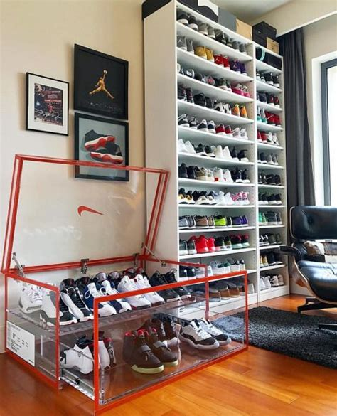 25 best ideas about sneaker storage on