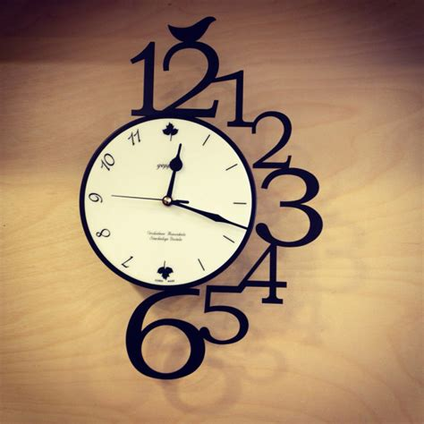 stylish wall clocks 30 creative and stylish wall clock designs themescompany