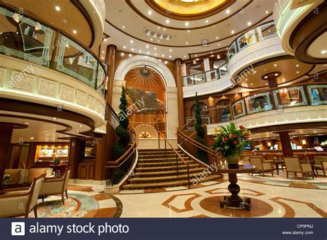 Cruise Ship Interior by Luxury Cruise Ships Richly Decorated Interiors And Stock Photo Royalty Free Image