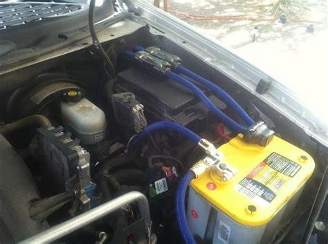 big 3 upgrade diagram car audio lifiers wiring diagram 3 auto audio wiring