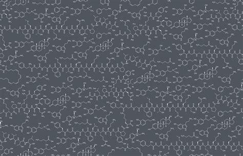 Burke Home Decor Love Molecules Wallpaper In Chalk Design By Aimee Wilder